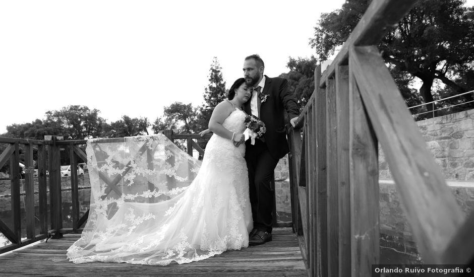 O casamento de Nuno e Sandrina em São Miguel de Acha, Idanha-a-Nova