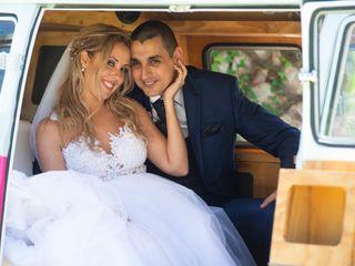 O casamento de Lígia e Gonçalo