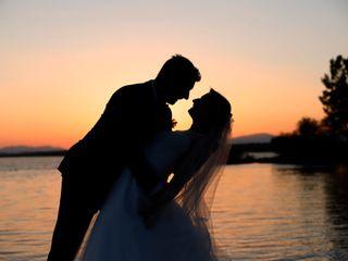 O casamento de Carla e Andre