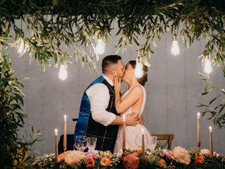 O casamento de Sara e José