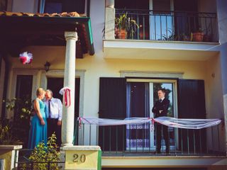 O casamento de Elisabete e Yuriy 1
