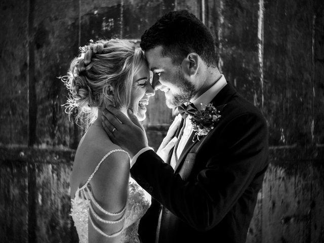 O casamento de Natalie e Giles