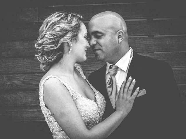 O casamento de Rosário e Nuno