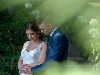 O casamento de Andreia  e Jorge
