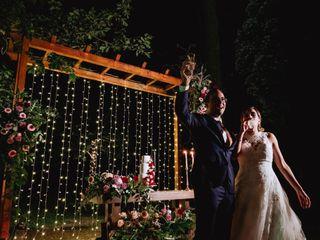 O casamento de Joana e Pedro