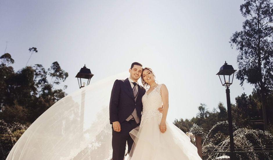 O casamento de Diogo e Isabel em Santa Maria da Feira, Santa Maria da Feira