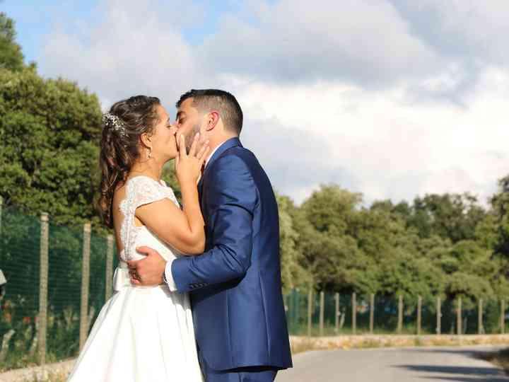 O casamento de Patrícia e Nuno