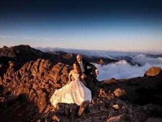 O casamento de Cátia e Emanuel