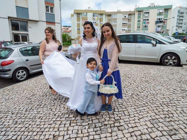 O casamento de Bruno e Ana em Ramada, Odivelas 49