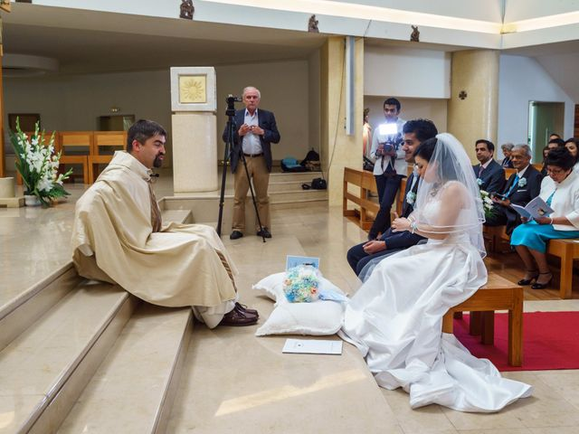 O casamento de Bruno e Ana em Ramada, Odivelas 63