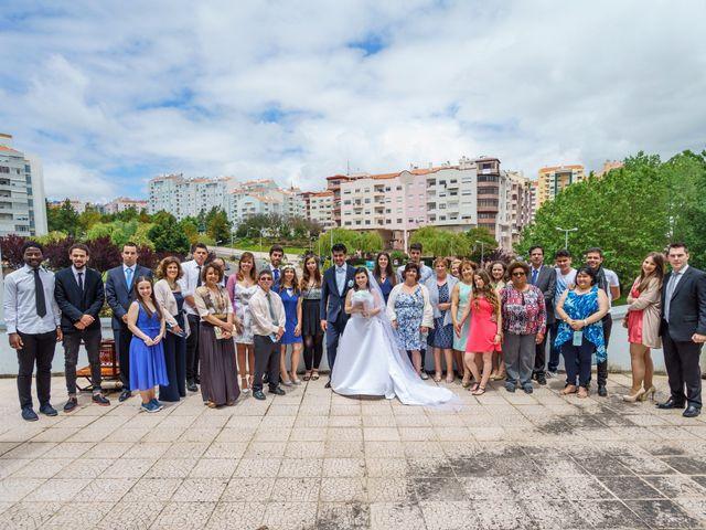 O casamento de Bruno e Ana em Ramada, Odivelas 81