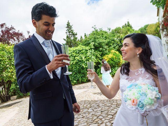O casamento de Bruno e Ana em Ramada, Odivelas 90
