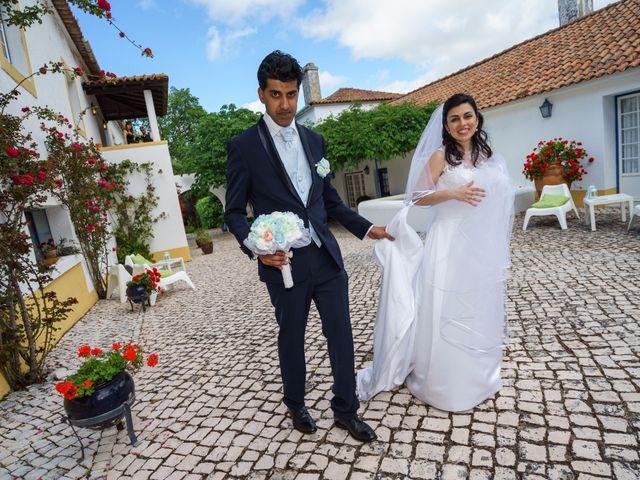 O casamento de Bruno e Ana em Ramada, Odivelas 95