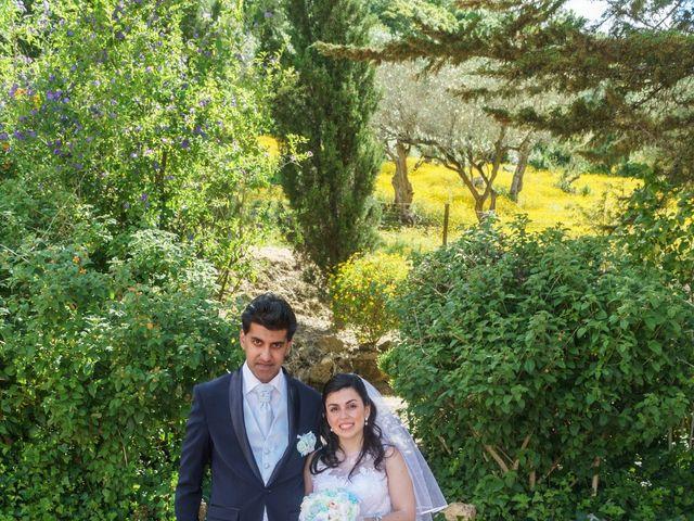 O casamento de Bruno e Ana em Ramada, Odivelas 97