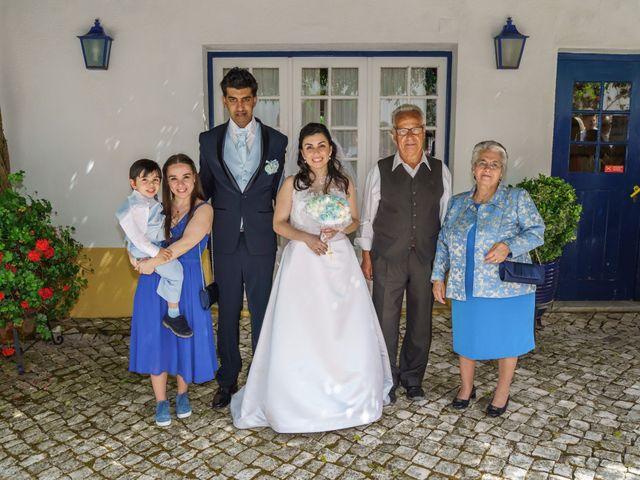 O casamento de Bruno e Ana em Ramada, Odivelas 104