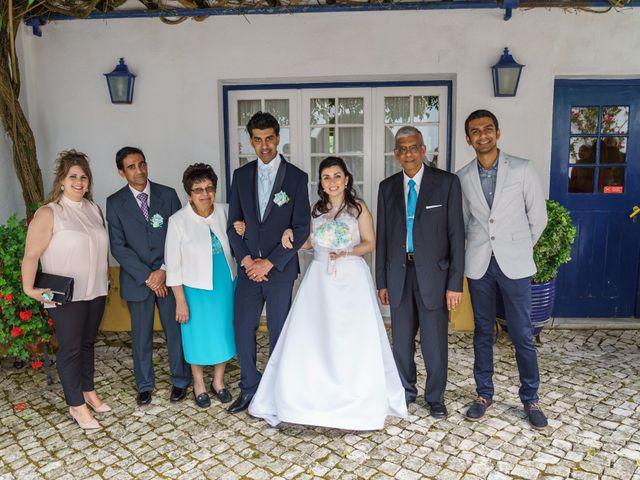 O casamento de Bruno e Ana em Ramada, Odivelas 106
