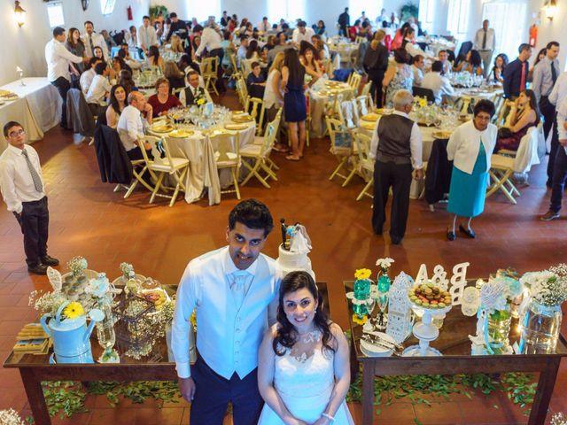 O casamento de Bruno e Ana em Ramada, Odivelas 113