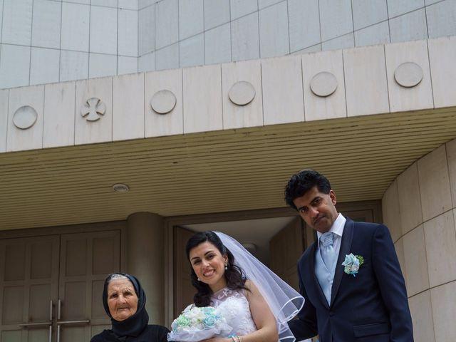 O casamento de Bruno e Ana em Ramada, Odivelas 122