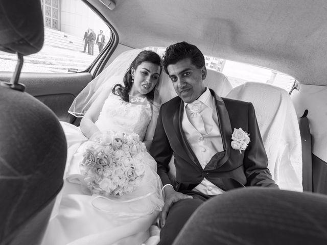 O casamento de Bruno e Ana em Ramada, Odivelas 123
