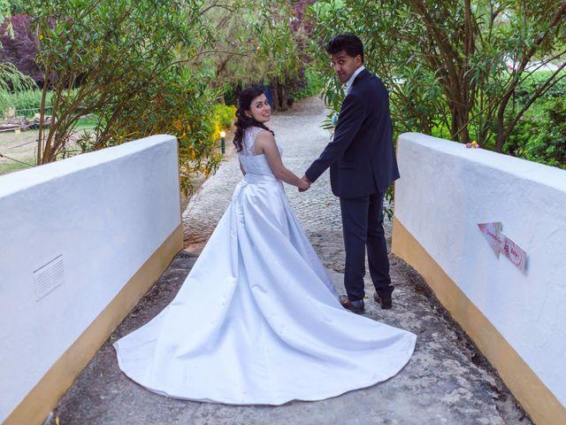 O casamento de Bruno e Ana em Ramada, Odivelas 124