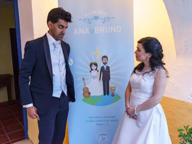 O casamento de Bruno e Ana em Ramada, Odivelas 125