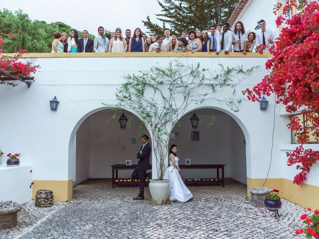 O casamento de Bruno e Ana em Ramada, Odivelas 127