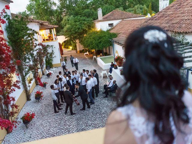 O casamento de Bruno e Ana em Ramada, Odivelas 130