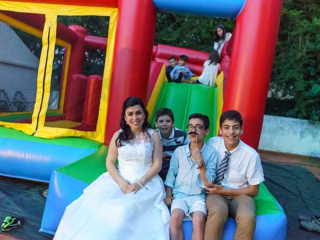 O casamento de Bruno e Ana em Ramada, Odivelas 131