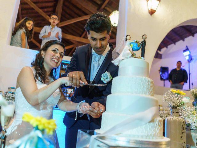 O casamento de Bruno e Ana em Ramada, Odivelas 132