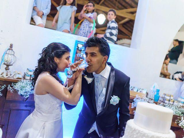 O casamento de Bruno e Ana em Ramada, Odivelas 133