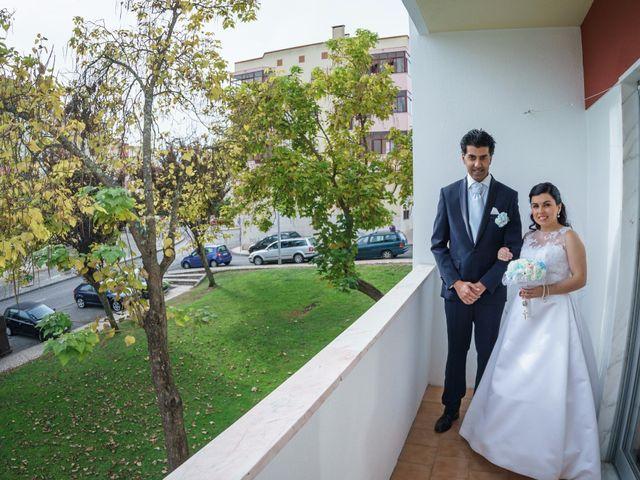 O casamento de Bruno e Ana em Ramada, Odivelas 171