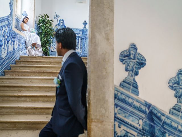 O casamento de Bruno e Ana em Ramada, Odivelas 175