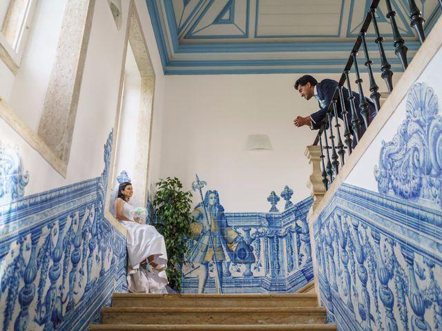 O casamento de Bruno e Ana em Ramada, Odivelas 176