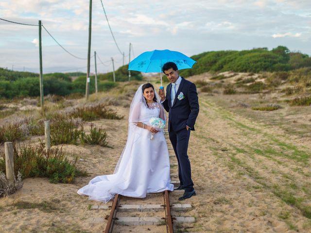 O casamento de Bruno e Ana em Ramada, Odivelas 185