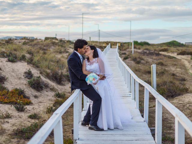 O casamento de Bruno e Ana em Ramada, Odivelas 187