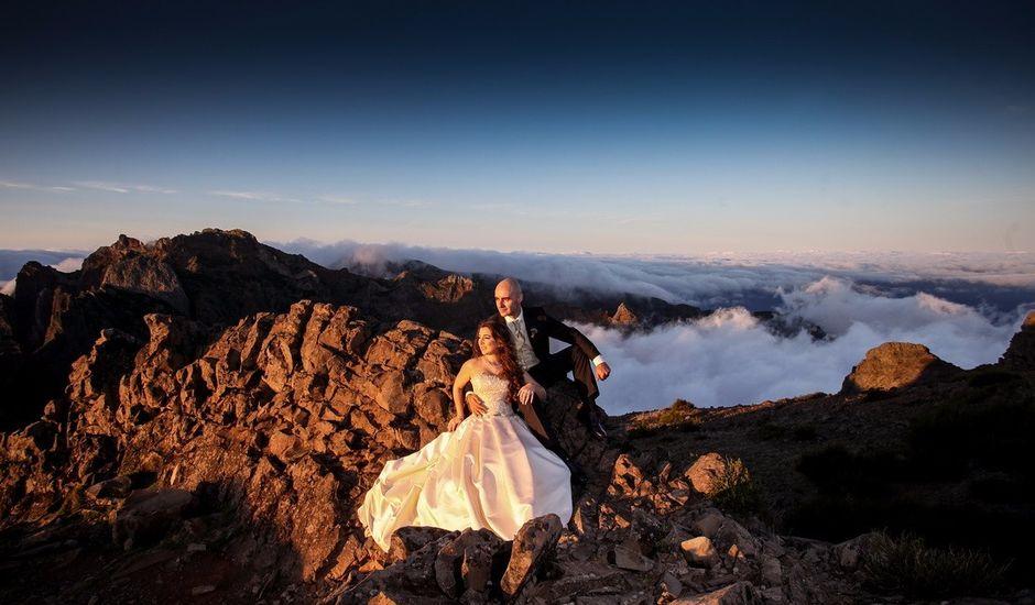 O casamento de Emanuel e Cátia em Funchal, Madeira