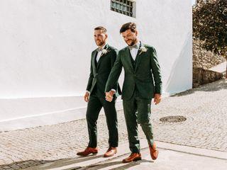O casamento de Erik e Carlos 1