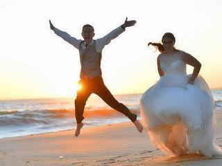 O casamento de Cláudia e João 1
