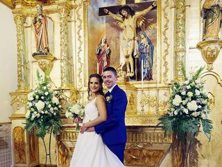 O casamento de Sara e Marco 1