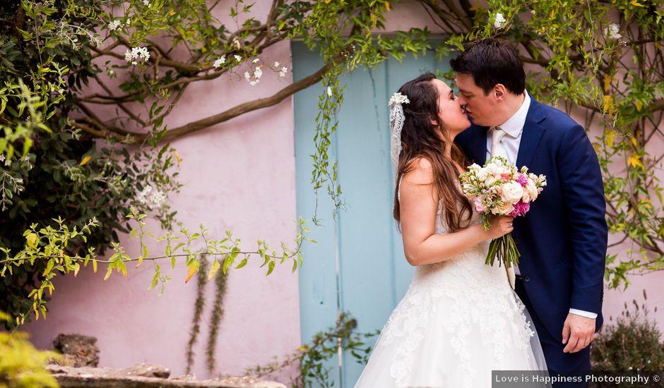 O casamento de Chris e Sara em Lisboa, Lisboa (Concelho)