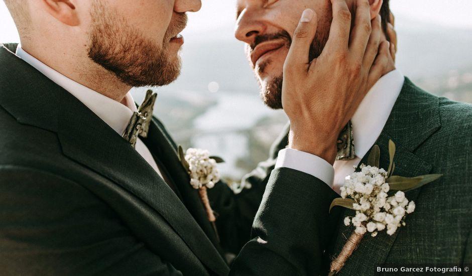 O casamento de Carlos e Erik em Lamego, Lamego