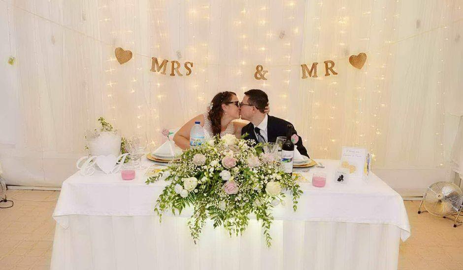 O casamento de João e Cláudia em Olhão, Olhão