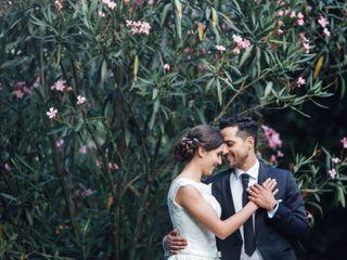 O casamento de Cristiana e Tiago