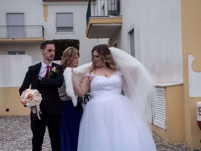 O casamento de Fábio e Joana em Ericeira, Mafra 39