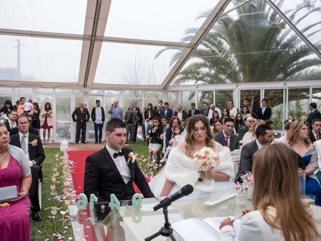 O casamento de Fábio e Joana em Ericeira, Mafra 80