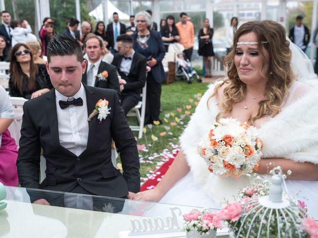 O casamento de Fábio e Joana em Ericeira, Mafra 106