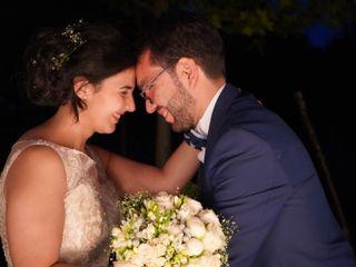 O casamento de Jorge e Mónica