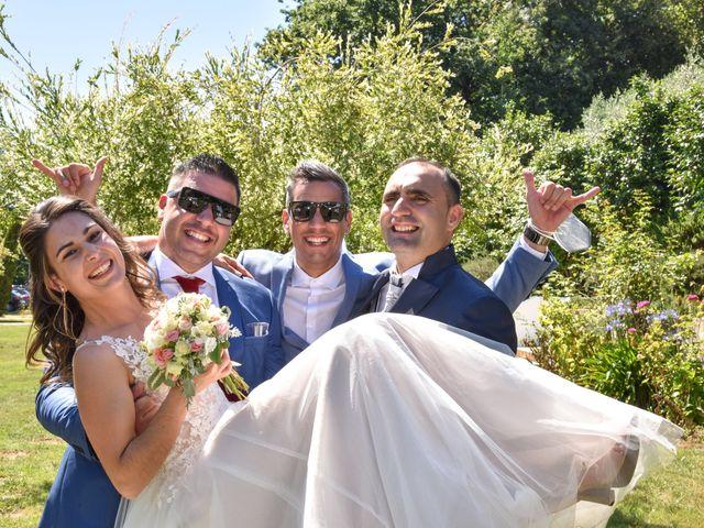 O casamento de Luís e Liliana em Águeda, Águeda 57