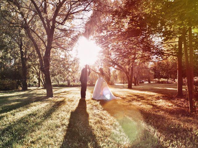 O casamento de Liliana e Luís