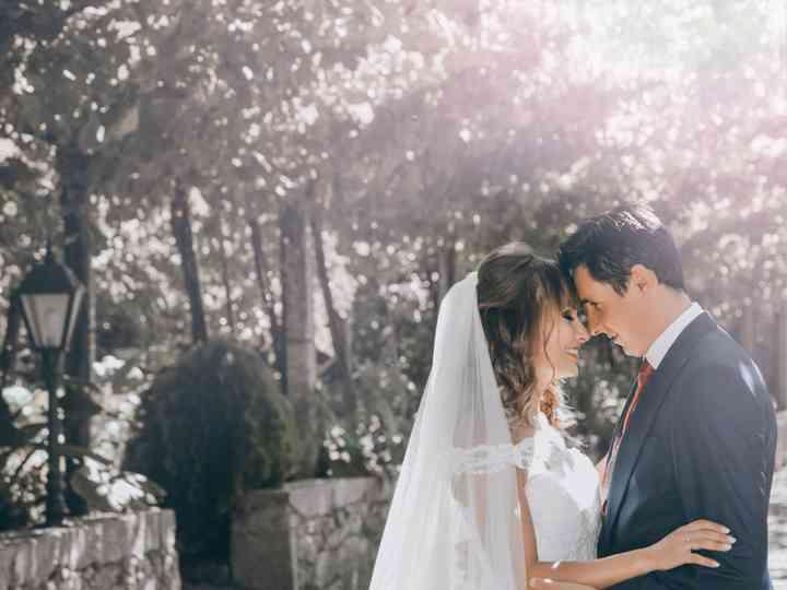 O casamento de Ana e Ivo